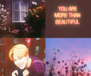 aesthetic, bts, and bts aesthetics image