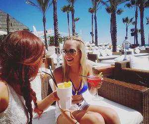 drinks, travel, and marbella image