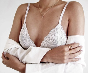 body, bra, and glamour image