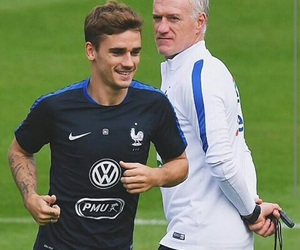 griezmann, france, and antoine image