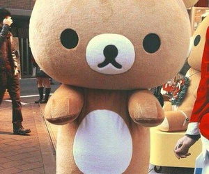 rilakkuma, cute, and japan image