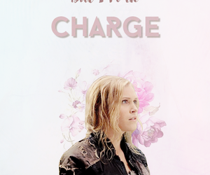 the 100, clarke griffin, and eliza taylor image