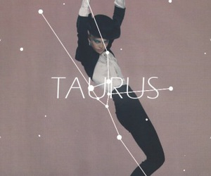 taurus, wallpaper, and zodiac image