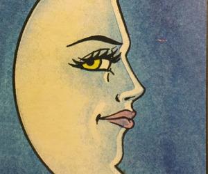moon, luna, and aesthetic image