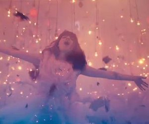 florence and the machine, cosmic love, and tom and tabitha image