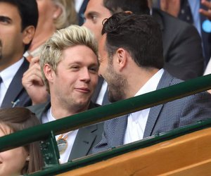 gestos and niall horan image