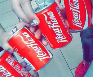 cocacola, friendsship, and friendslove image