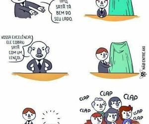 diabo, kkkk, and clap clap image