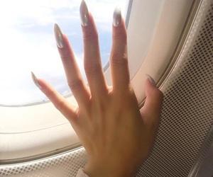 nails, travel, and tumblr image