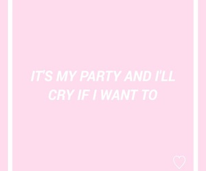 cry, melanie, and party image