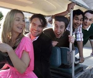 big bang theory, comedy, and funny image