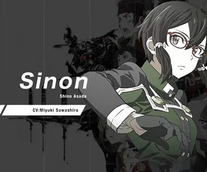 anime, movie, and sword art online image
