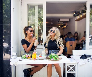 blogger, brunch, and fashion image
