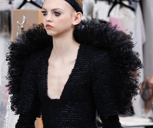 chanel, paris, and Couture image