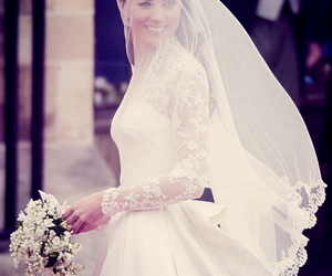 wedding, princess, and kate middleton image
