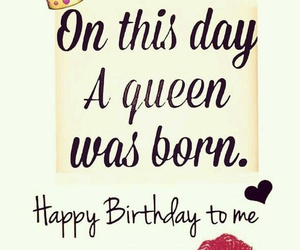 birthday and Queen image