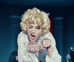 she is madonna image