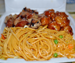 food, chinese, and chinese food image