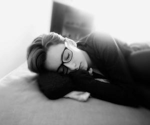 beauty, sleeping, and tumblr image