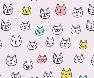 background, cat, and wallpaper image