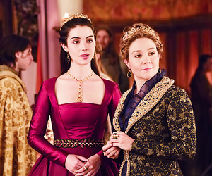 reign, mary, and catherine image