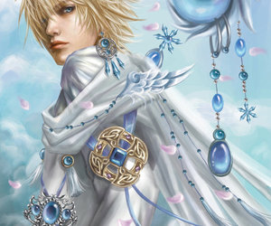 ice, wizard, and ice wizard image