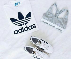 adidas, Calvin Klein, and CK image
