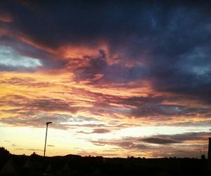 background, sunrise, and beautiful image