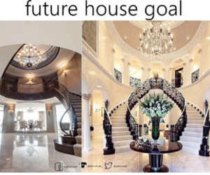 goals, luxury life, and house of my dreams image
