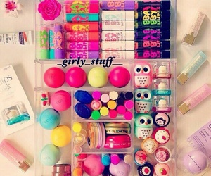eos, girly, and makeup image