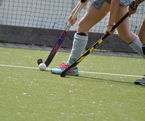 adidas, girls, and hockey image