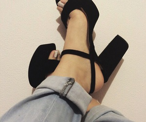 amazing, fashion, and scarpe image