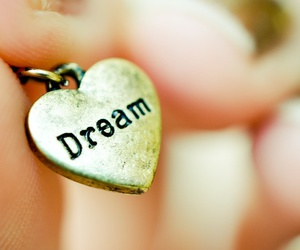 Dream and heart image