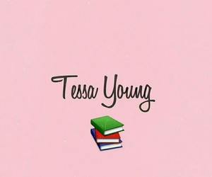 after, books, and tessa young image