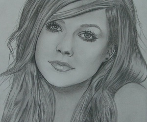 Avril Lavigne, Avril, and draw image