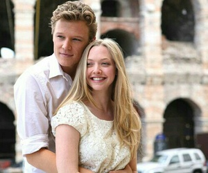 letters to juliet, amanda seyfried, and couple image