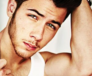 nick jonas, sexy, and boy image