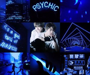 aesthetic, bts, and vkook image