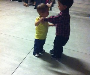 dance, cute, and babys image