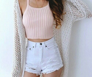 girls, pink, and outfits image