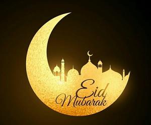 eid and islam image