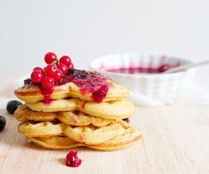 breakfast, food, and food styling image