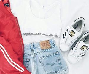 fashion, adidas, and clothes image