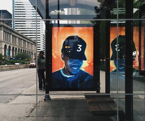 chance the rapper and theme image