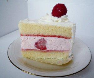 cake, kawaii, and dessert image