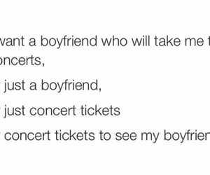 boyfriend, concert, and funny image