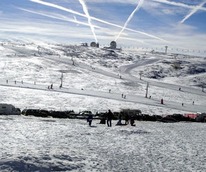 portugal and snow image