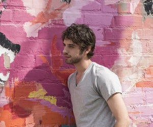 photoshoot, david lambert, and the fosters image