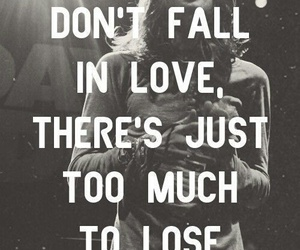 love, quote, and lose image