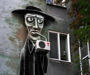 art, cool, and graffiti image
